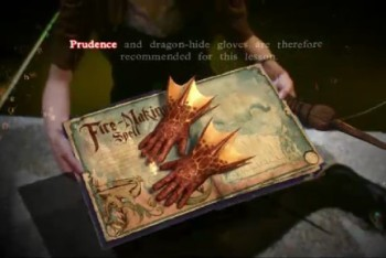 Wonderbooks: Book of Spells
