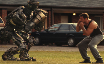 Real Steel on Blu-Ray and DVD