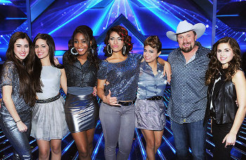 The Top 3 sang 3 songs for The Season Finale, Pt.1