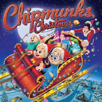 Holiday Sing-a-long with the Chipmunks
