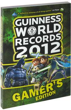 Guinness World Records 2012 Gamer's Edition