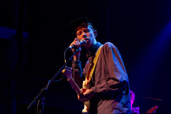 King Krule did his first U.S. shows recently.