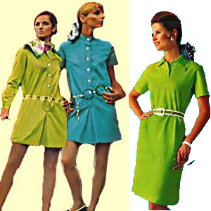 Classic Catalog Models from the 60's