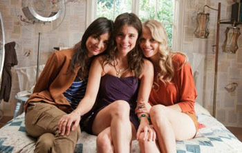 """""""Live in the present"""" is Shiri and Alison's best advice!"""