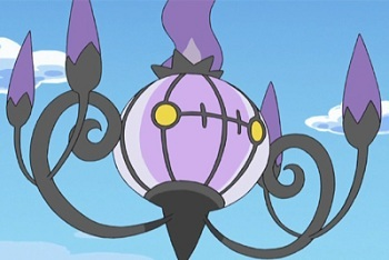 Pokémon: Chandelure