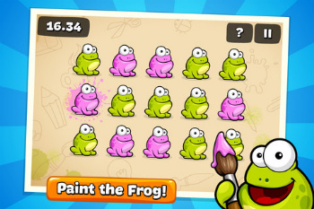 Tap the Frog 2 :: iPhone Game Review