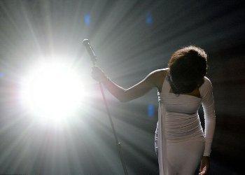 Whitney Houston died February 11, 2012