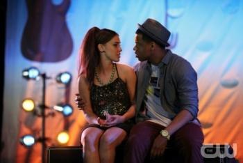 Adrianna and Dixon