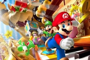 Mario Party 9 Box Art