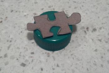 Puzzle Piece Stamp