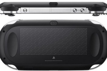 Rear Touch Pad