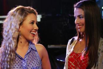 Haley Reinhart Guest Stars on 90210