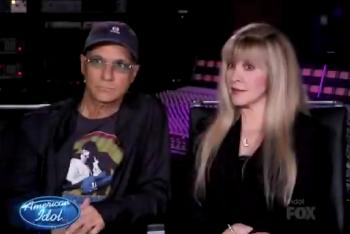 Jimmy and Stevie Nicks