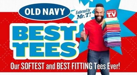 Old Navy Best-Tees