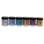 6 NYX Glitter on-the-go Multi-Purpose Glitter