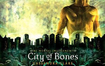 City of Bones is a NYT Bestseller