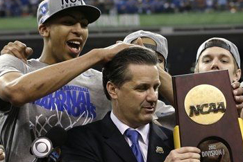 Kentucky wins 2012 Championship