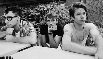 Fun. is made up of Nate Ruess, Andrew Dost and Jack Antonoff