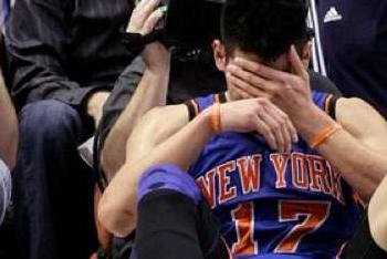 Jeremy Lin Down