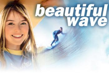 Beautiful Wave on Blu-ray and DVD