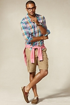 Get The Look Preppy Style