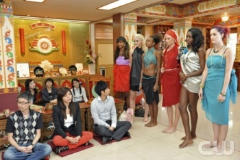The Girls Visit a Chinese Astrologer
