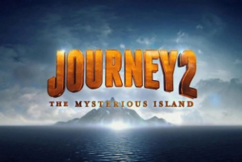 Journey 2: The Mysterious Island on Blu-Ray and DVD