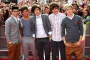 Preview one direction red carpet pre