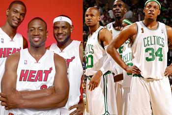 Heat vs Celtics