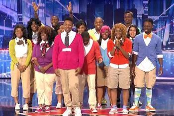 Inspire the Fire on America's Got Talent 2012