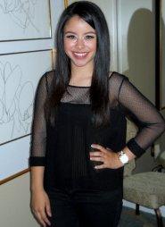 Cierra Ramirez  at our interview