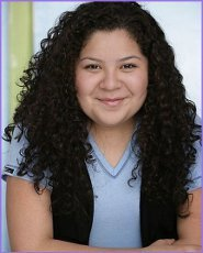 "Raini as Trish in ""Austin and Ally"""