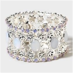 Enchanted Evening Stretch Bracelet