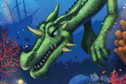 Preview the dragon in the sea ore