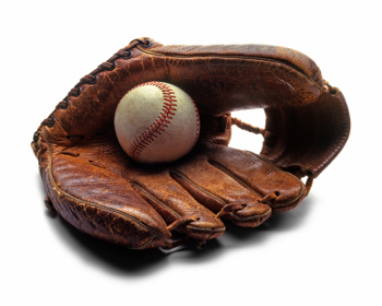 Wanna play some games of catch this summer? Then treat your dad (and yourself) to new equipment