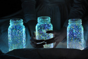 Firefly Jars are Perfect for Long Summer Nights