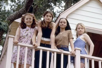 A group of gal pals remember the summer everything changed