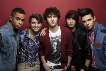 Midnight Red aren't another manufactured boy band, they say.
