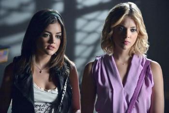 Hanna thinks she's being framed for murder