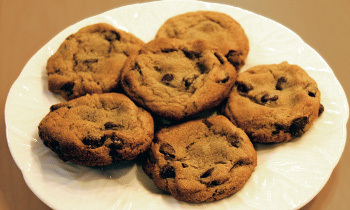 Nothing says I love you like cookies!