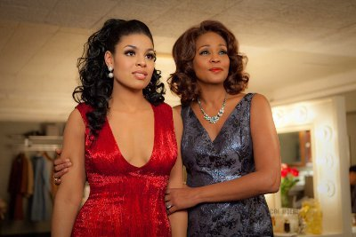 Jordin as Sparkle with Whitney as her mom