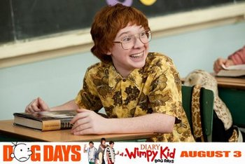Fregley is SUPER excited for August 3!!! Are you?