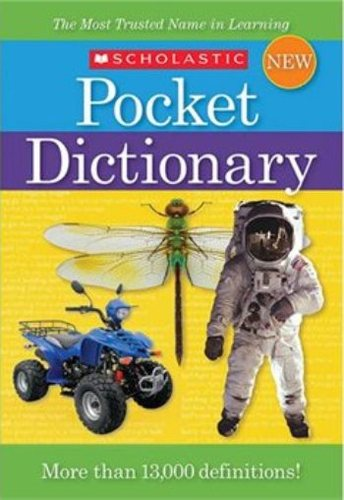 Pocket Dictionaries