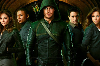 Prepare to see DC Comics character The Green Arrow on the small screen