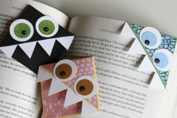 Hopefully the Book Monsters Won't Eat your Book!