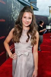 Natasha at Premiere