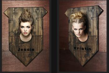 Jessie and Kristin