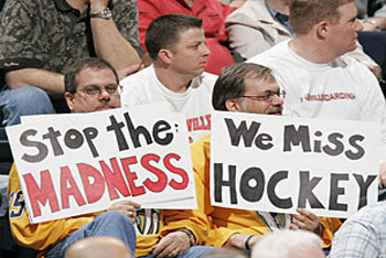 Frustrated Fans