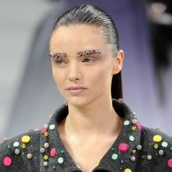 Chanel's runway look