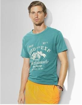 Ralph Lauren doesn't just make collared shirts
